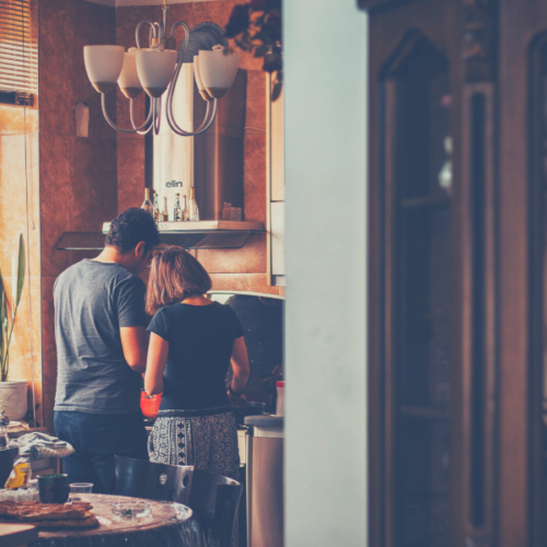 Living together as a couple
