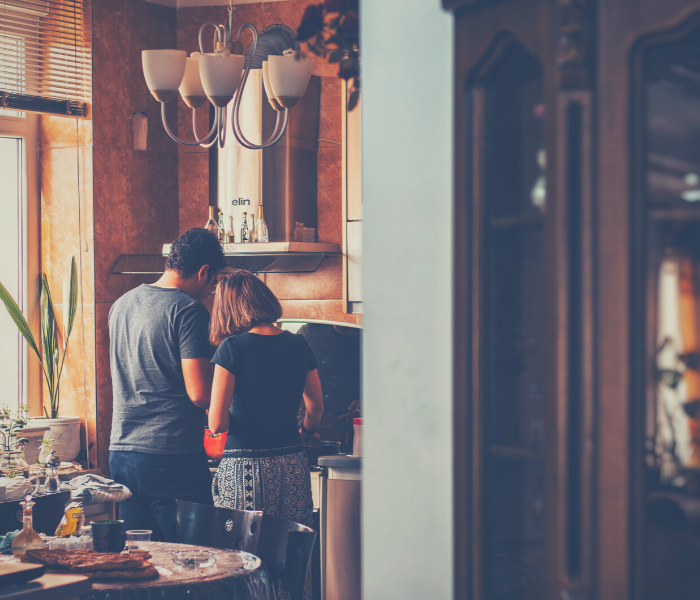 How we live together as an unmarried couple – part 1