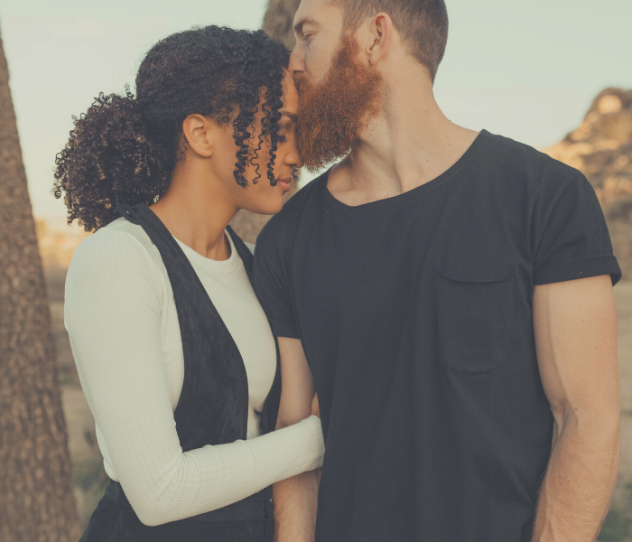 An interracial couple talks about stereotypes and busts some myths