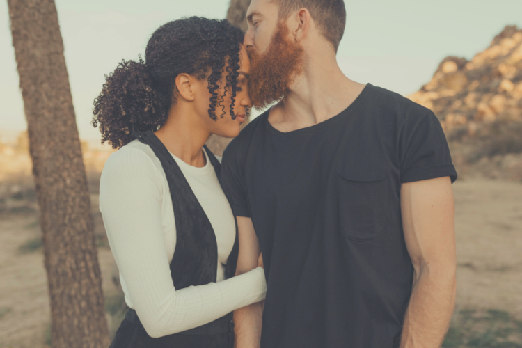 Interracial couple stereotypes and myths