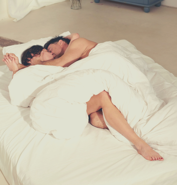 We broke up because of sex, and we got back together because of sex – here's how